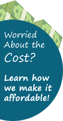 Worried about the cost of dental care? Learn how we make it affordable.