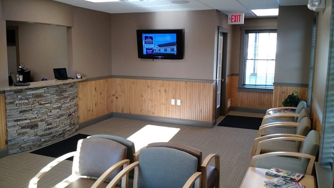 Dr. Billings Waiting Room